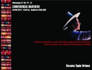 Conferencia Roxana_20150909