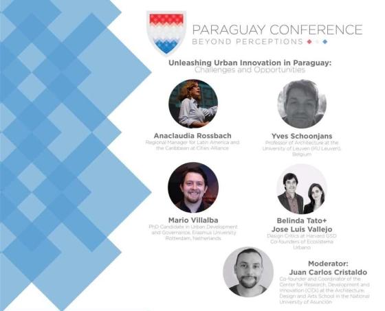 Desatando la innovación urbana en Paraguay: Desafíos y oportunidades