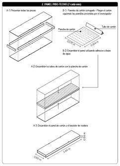 panel piso-techo